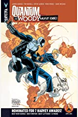 Quantum and Woody Vol. 4: Quantum and Woody Must Die! (Quantum and Woody (2013- )) Kindle Edition