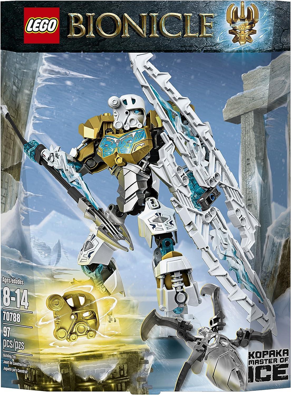 Bioniclemask Of Light Children/'S Kopaka Master Of Ice Bionicle Building Blocks