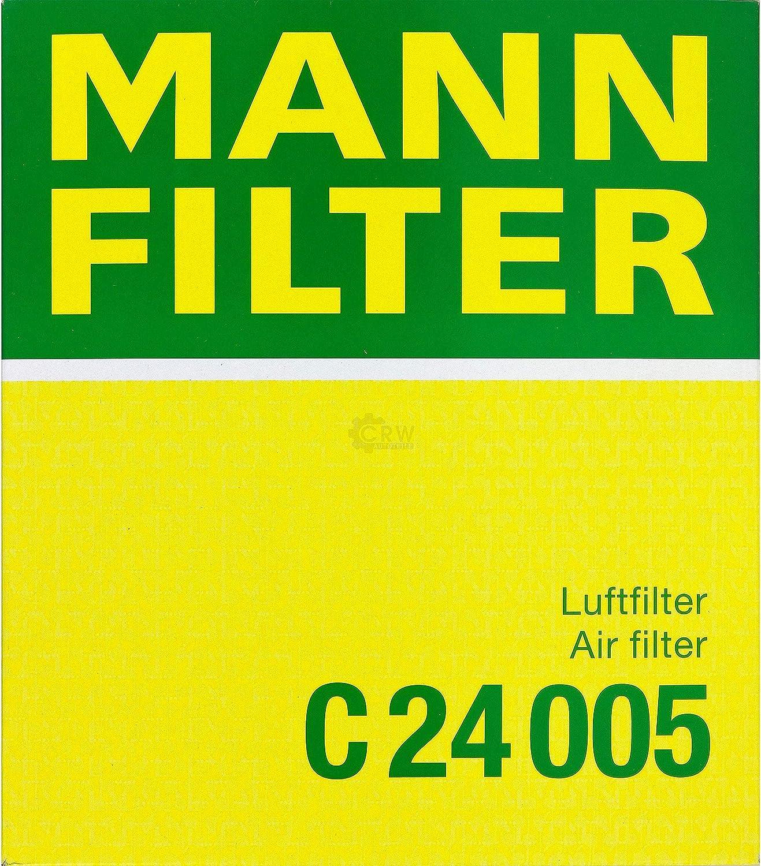 MANN-FILTER Inspektions Set Inspektionspaket Luftfilter /Ölfilter Innenraumfilter