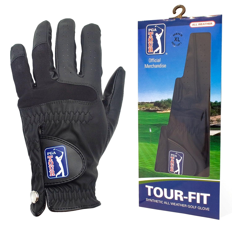 PGA Tour All Weather Golf Glove - Black by PGA Tour   B004OA6TIO