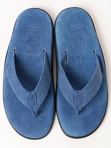 Remi Relief x Island Slipper Sandals 11-33-0404-232: Indigo Blue