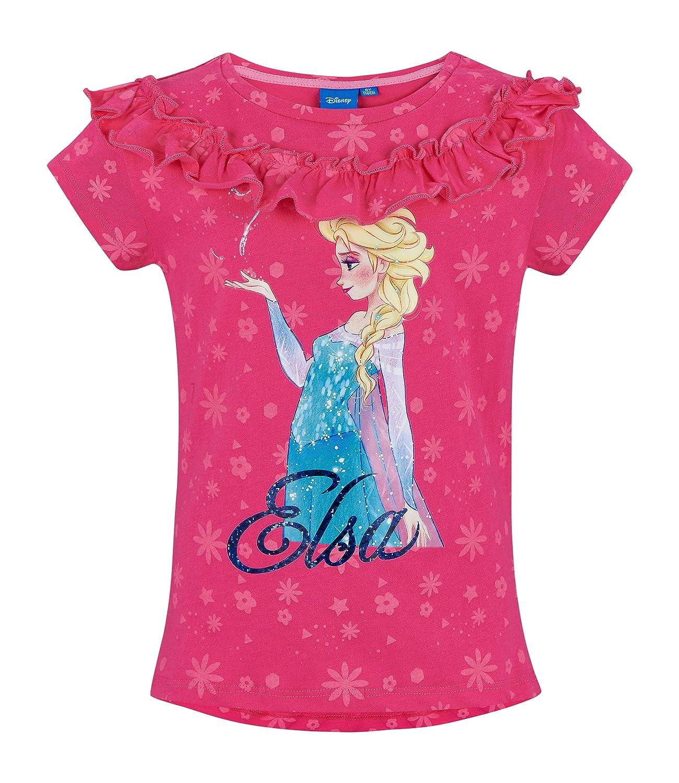 Regali Di Natale Frozen.Disney Frozen Il Regno Di Ghiaccio Ragazze Maglietta Manica Corta