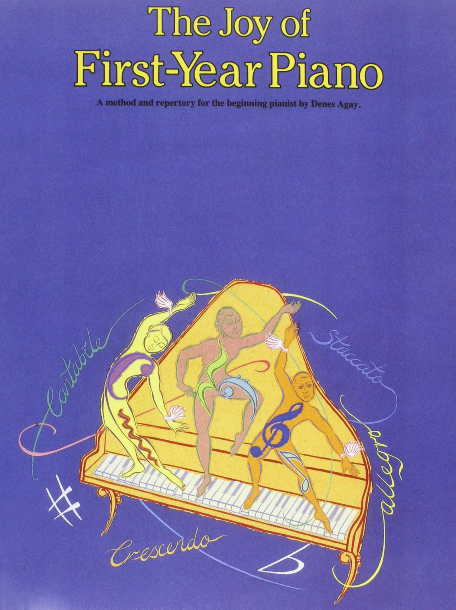 The Joy Of First Year Piano  Joy Of...Series