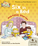 Six in a Bed and Other  Stories (Read With Biff, Chip and Kipper Level1) (Read With Biff Chip & Kipper)