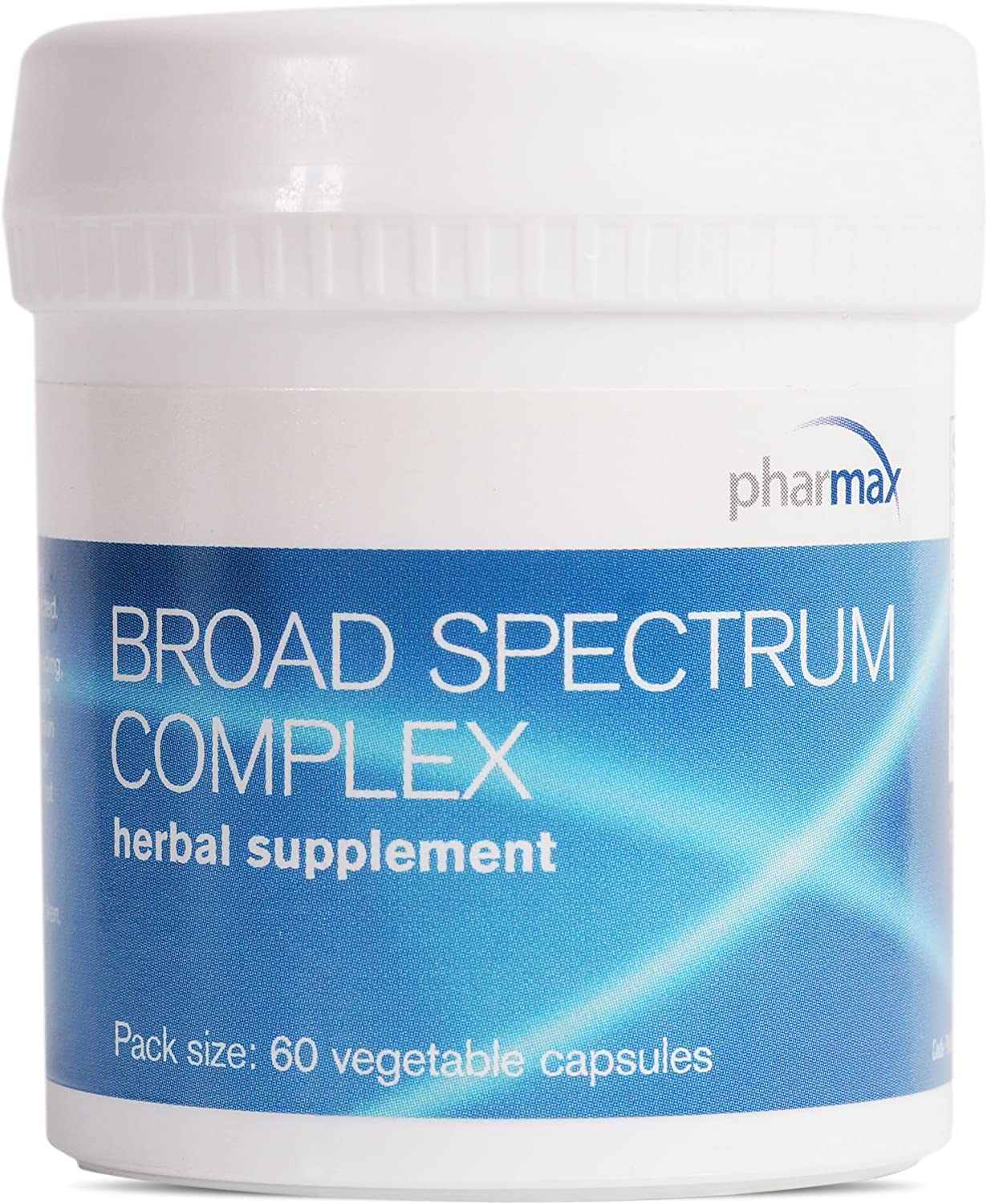 Pharmax – Broad Spectrum Complex – Botanical Formula to Support Gastrointestinal Health and Digestive Function* – 60 Capsules