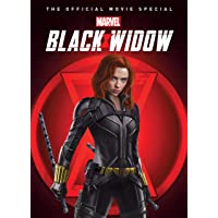 Marvel's Black Widow: The Official Movie Special Book