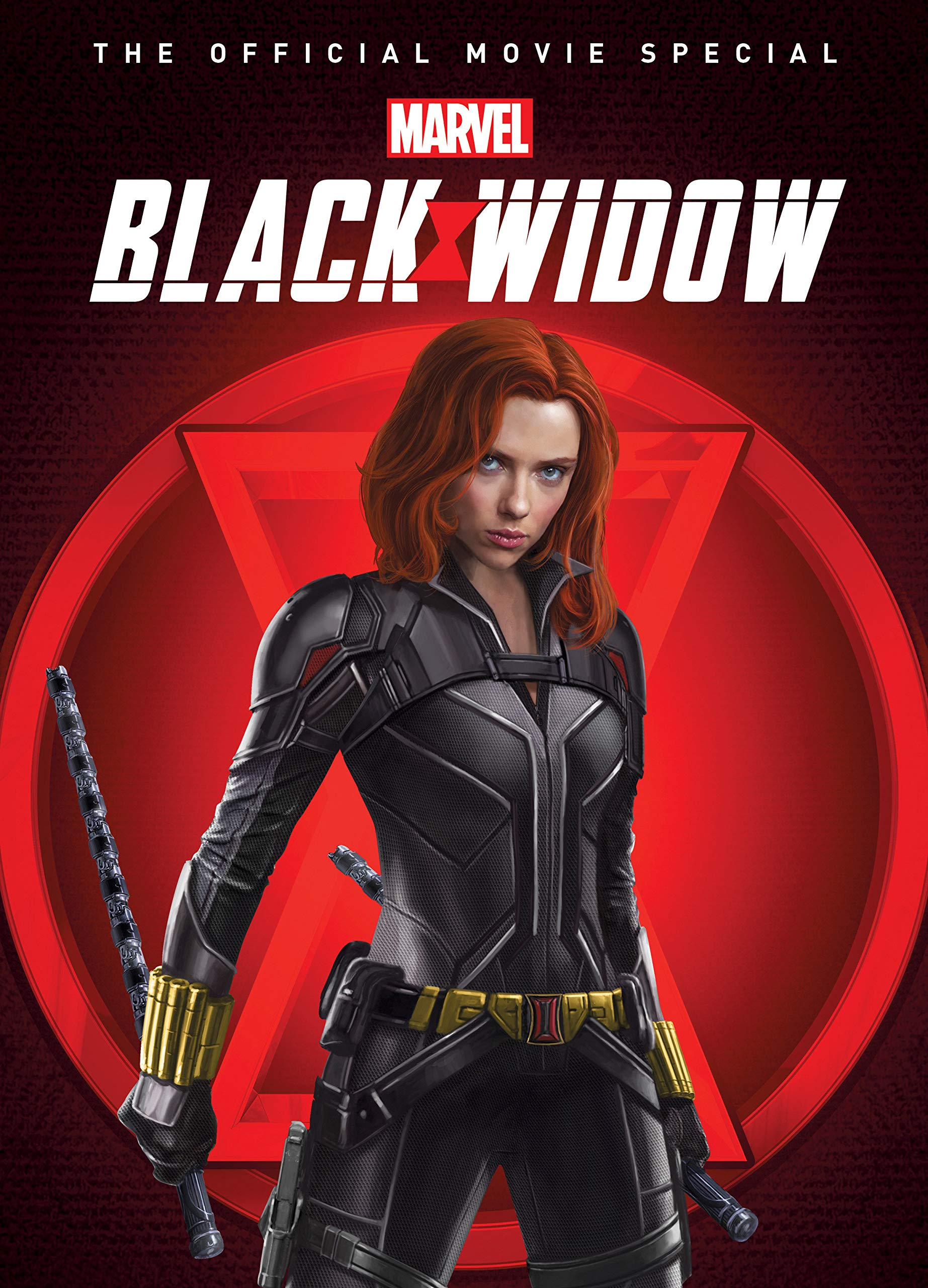 Buy Marvel's Black Widow: The Official Movie Special Book (Black Widow  Official Movie Special) Book Online at Low Prices in India | Marvel's Black  Widow: The Official Movie Special Book (Black Widow