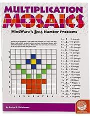 Mindware Multiplication Mosaics (Workbook)