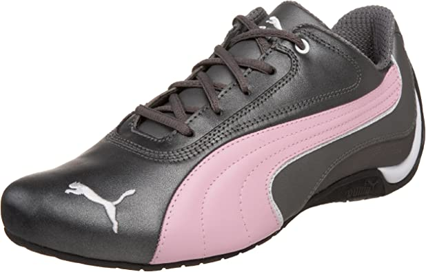 haz corriente reunirse  Amazon.com: Puma Drift Cat II Zapatillas de la mujer, Plateado, 5.5 B(M)  US: Shoes