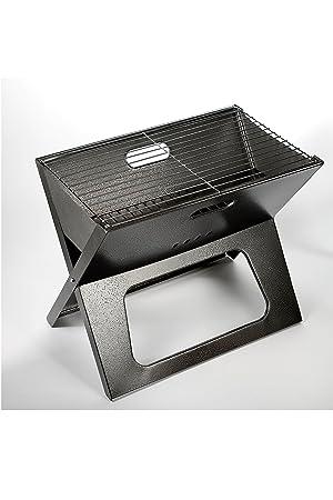 Carbón vegetal Barbacoa, Parrilla plegable, viaje, parrilla de camping, picknik – Barbacoa