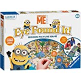 Ravensburger 22487 Despicable Me Eye Found it