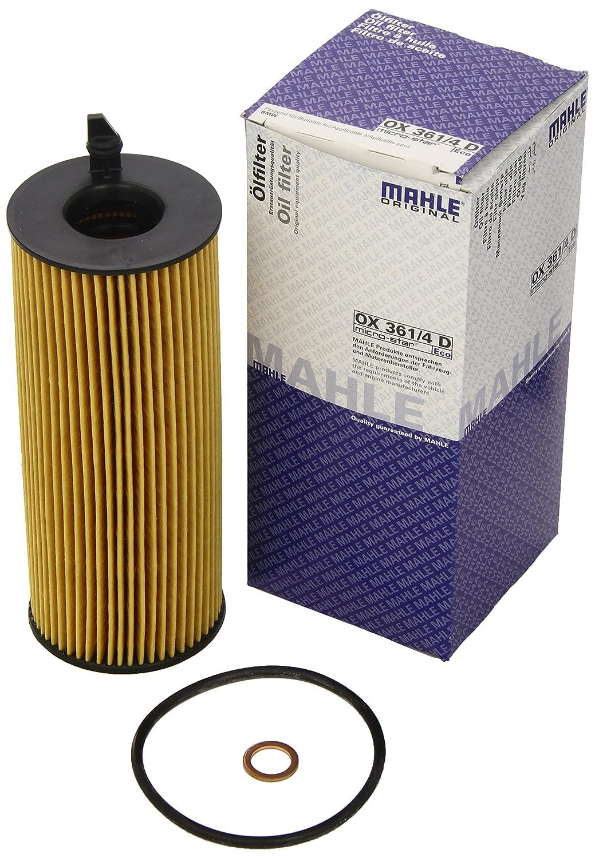 Mahle Filter OX361//4D Filtro De Aceite