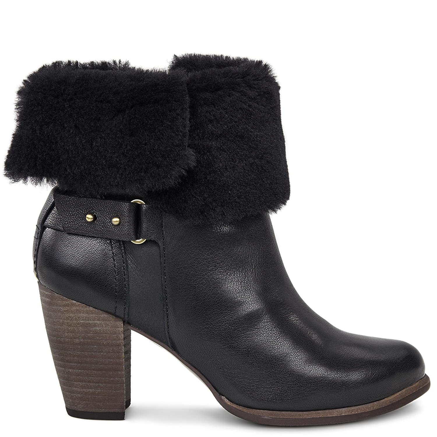 UGG Womens Jayne Shearling Boot
