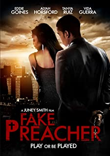 Book Cover: Fake Preacher