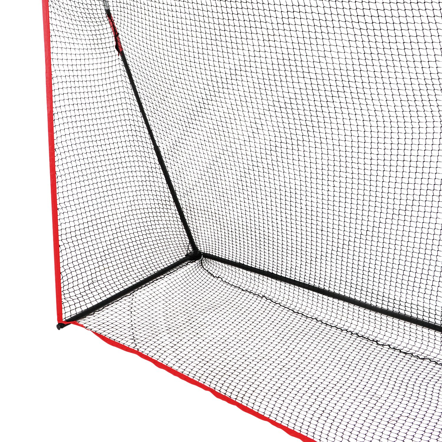 Nova Microdermabrasion Large 10x7ft Portable Golf Net Hitting Net Practice Driving Indoor Outdoor w Carry Bag