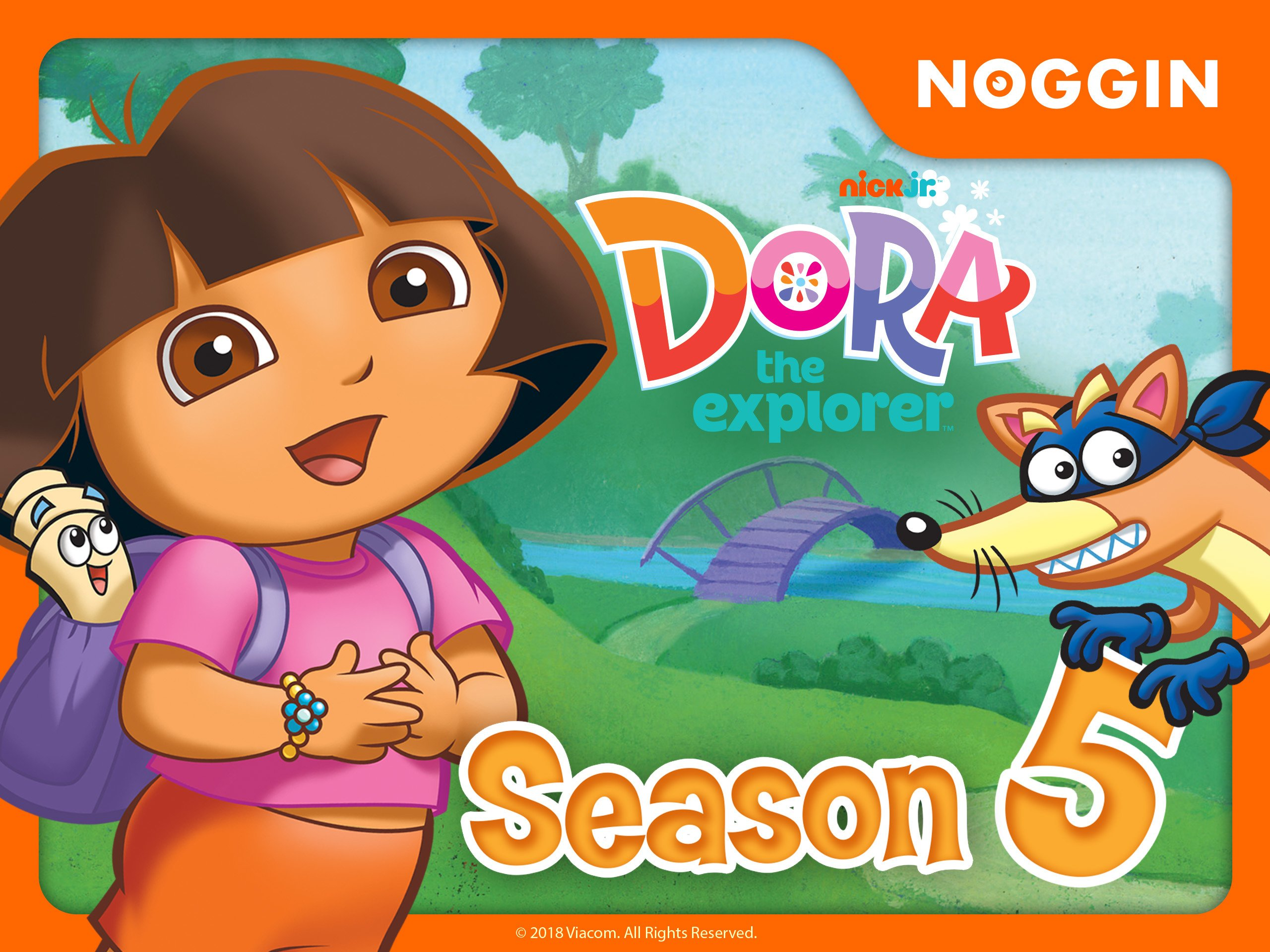 Amazon Com Watch Dora The Explorer Season 5 Prime Video