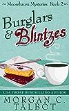 Burglars & Blintzes (Moorehaven Mysteries Book 2)