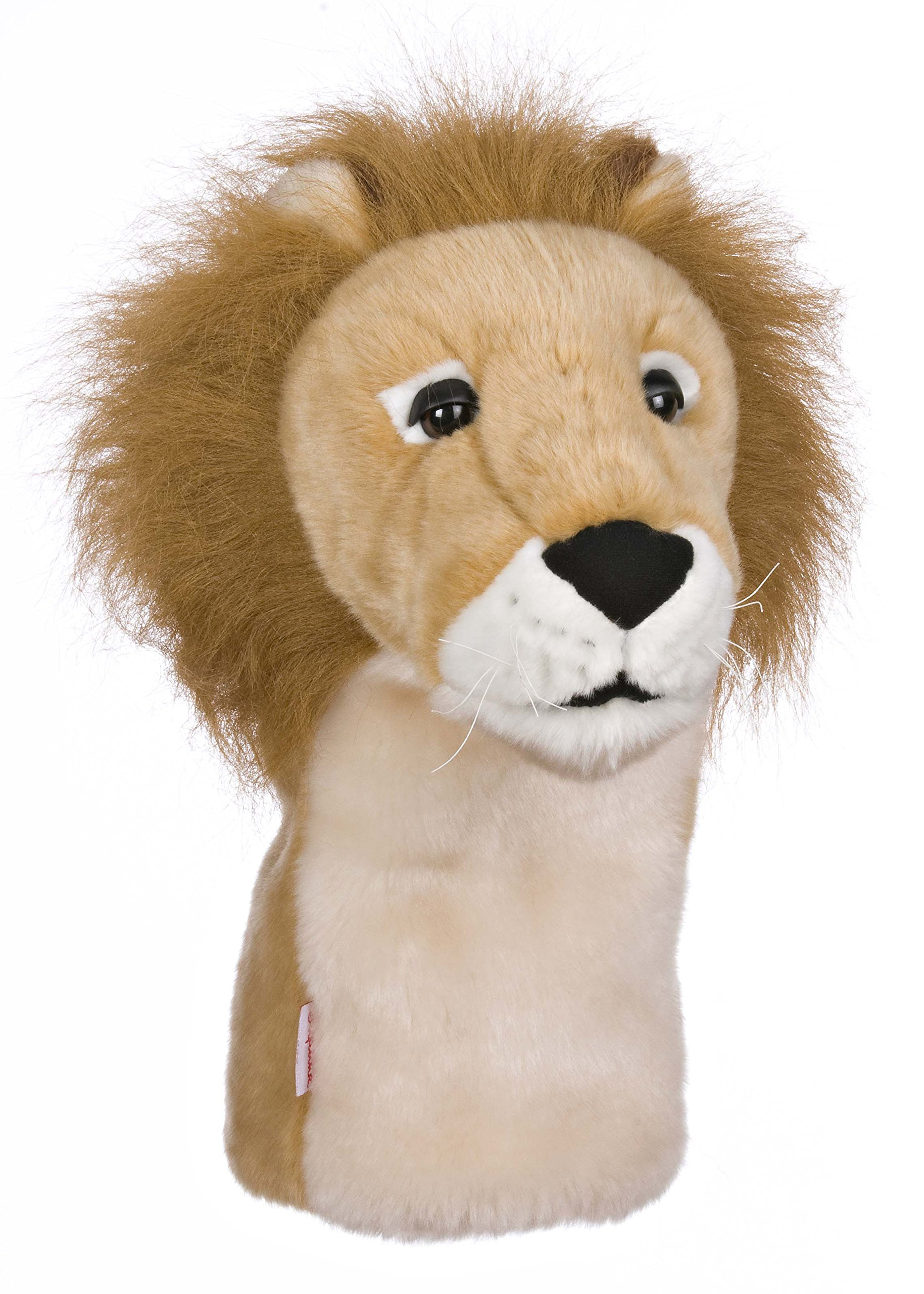 Oversized Lion Golf Head Cover