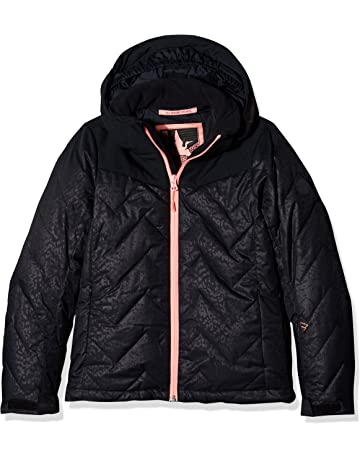 b37a0951fff Brunotti niña Sirry Jr Snow Jacket Chaqueta