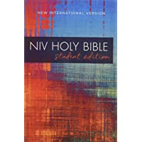 NIV, Holy Bible, Student Edition, Paperback