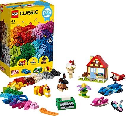 Christmas Present Children Kids Toy Play Time LEGO Classic Creative Box 10704