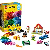 LEGO Classic Creative Fun Building Blocks for Kids (900 Pcs)11005