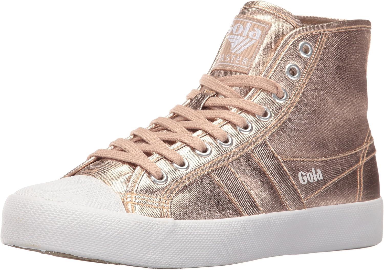 Coaster Metallic High Fashion Sneaker