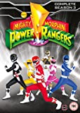 Mighty Morphin Power Rangers Complete Season 3 Collection [DVD]