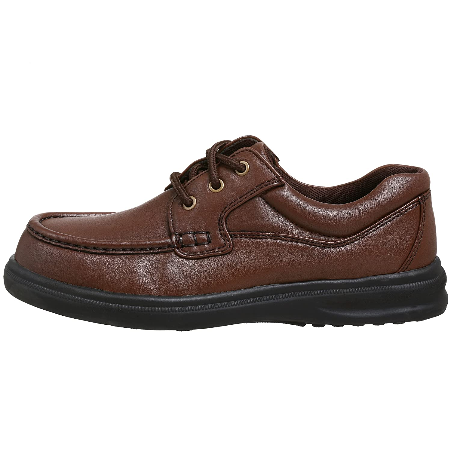 Hush Puppies Men's Gus Oxford B001AWY88M 7 W US|Tan
