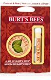 Burt's Bees A Bit of Burt's Bees Coconut & Pear Holiday Gift Set