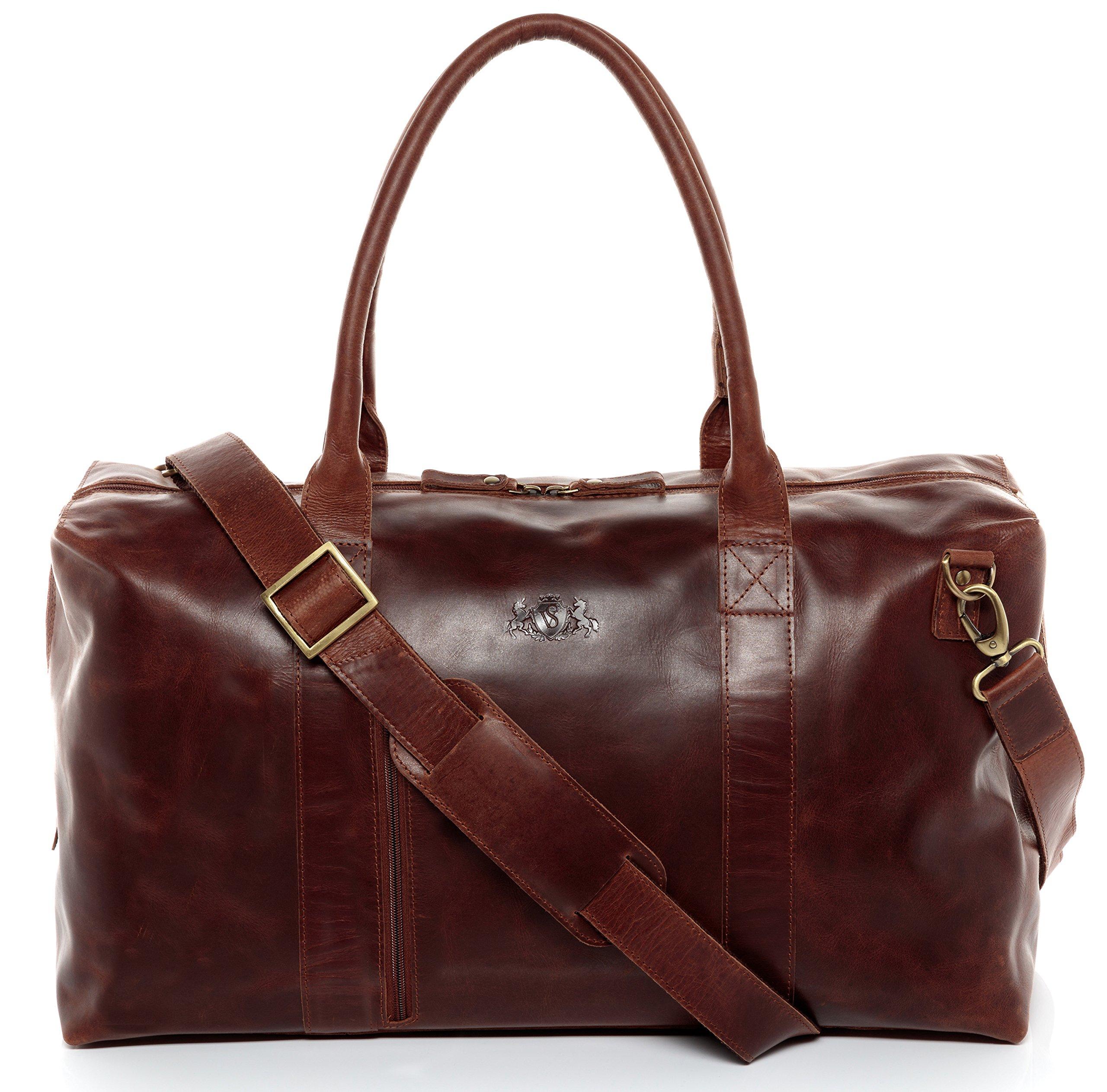 96e2be7aac REYLEO Small Duffle Bags Men Women