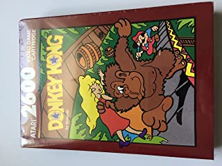 Donkey Kong Atari 2600 Game Cartridge