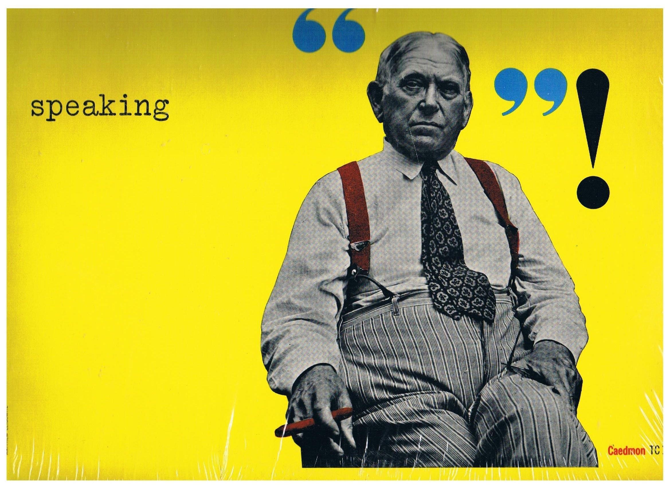 H.L. Mencken - H.L. Mencken Speaking