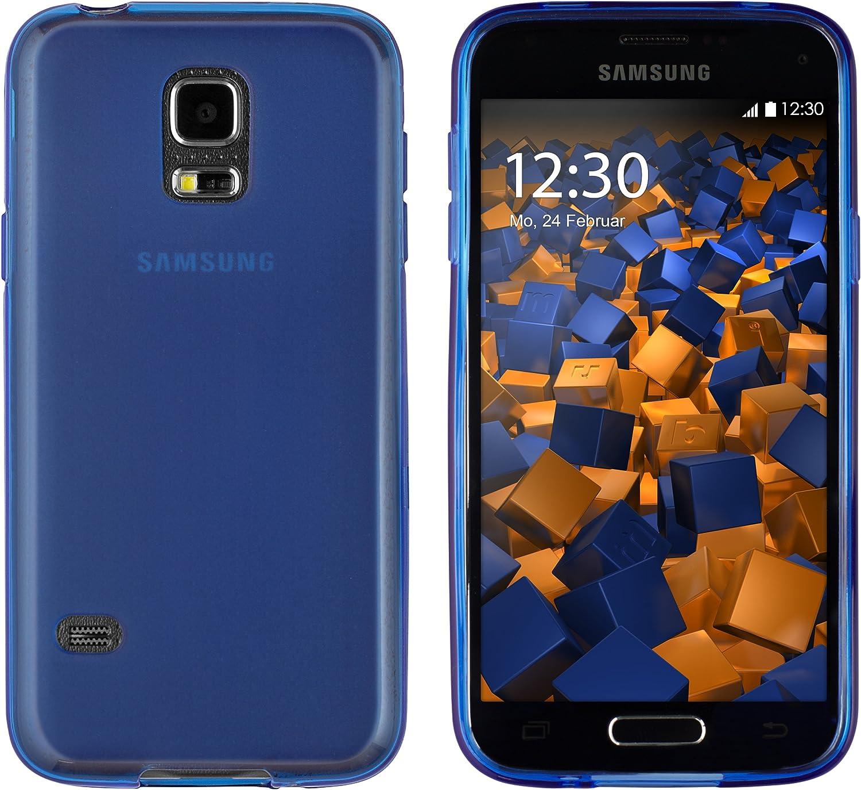 Mumbi Hülle Kompatibel Mit Samsung Galaxy S5 Mini Handy Elektronik