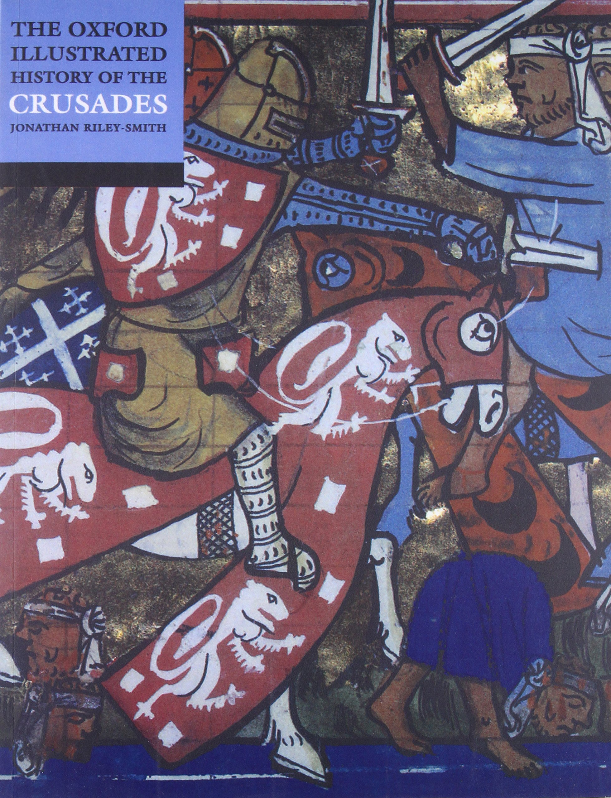 Oxford Illustrated History Crusades product image