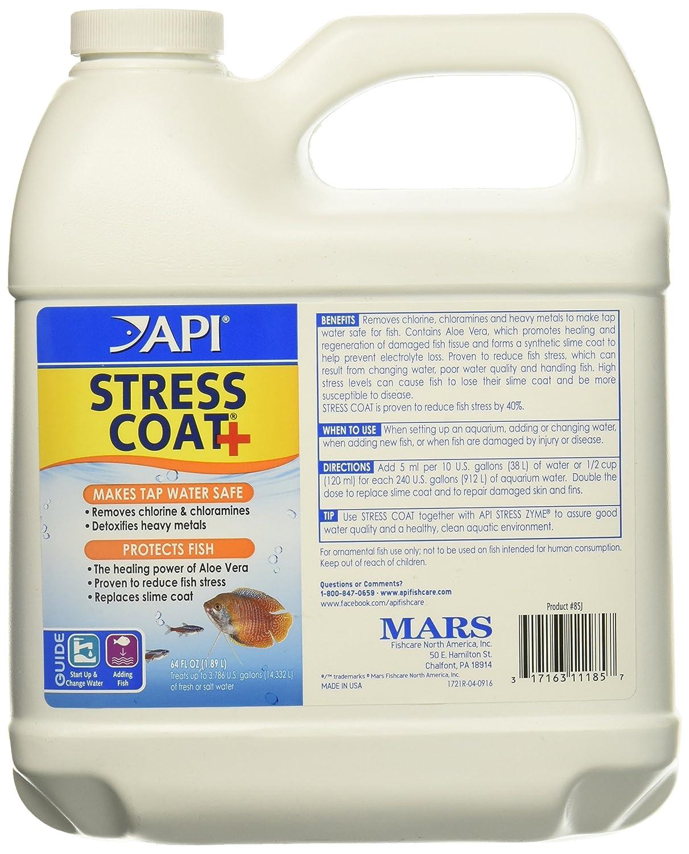 API Stress Coat Water Conditioner 64 fl.oz