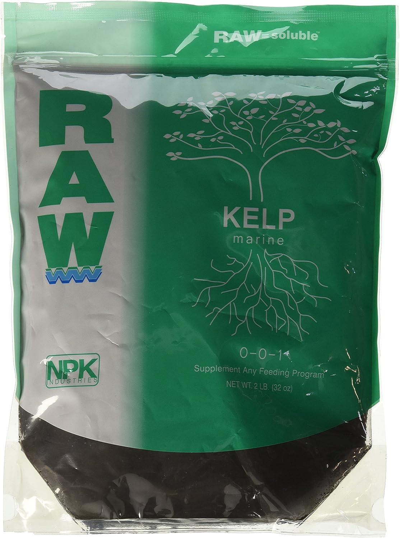 NPK Industries 717889 Raw Kelp Fertilizers, 2-Pound, 2 Pound