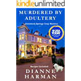 Murdered by Adultery: A Cottonwood Springs Cozy Mystery (Cottonwood Springs Cozy Mystery Series Book 14)