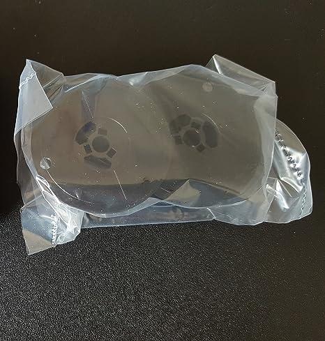 Bobina de cinta de máquina de escribir, color negro y rojo, de tela, para Olivetti Dora, Lettera 21, 22, 24, 25, 31, 32, 35, 35i, 35l, 36,37, L20, ...