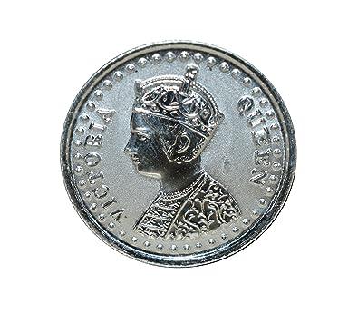 Buy Kataria Jewellers Victoria Queen Empress 2 Grams Silver