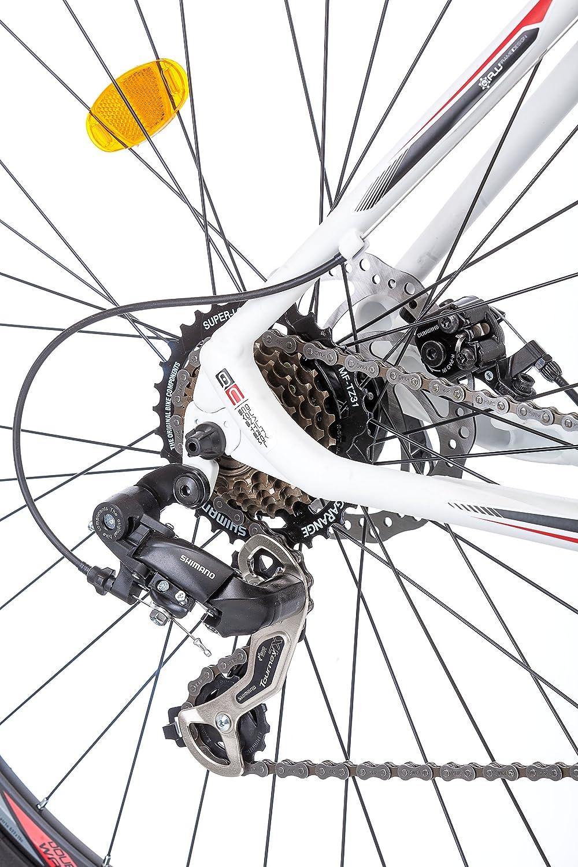 Interbike MAVAERICK Bicicleta de montaña, tamaño 29, Shiamno 21 ...