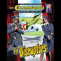 Commando #5445: The Disruptors (English Edition)