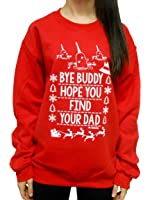 Amazoncom Bye Buddy Hope You Find Your Dad Shirt Off Shoulder