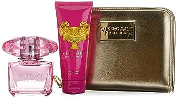 Oz Spray3 Perfume 4 Versace Bright 3 Gift 90 Pcs By 0 Ml Edp Absolu 100 3 Crystal Set OPn0k8w