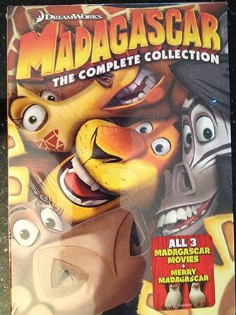 Amazon com: Madagascar The Complete Collection - Madagascar