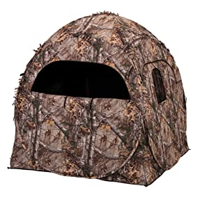 Evolved Ingenuity 1RX2S010 Hunting Doghouse Ground Blind