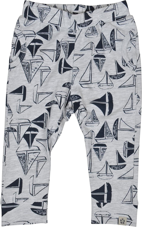 Papfar Baby-Jungen Jogginghose Hose Single Jersey GOTS Zertifiziert 716535
