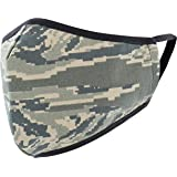 Reusable Washable Military Grade Cotton Blend Cloth Face Cover, Made in USA