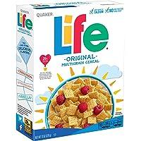 Quaker Life Cereal 13 oz