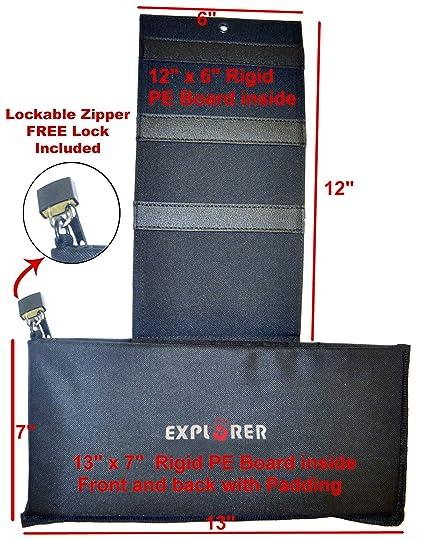 Amazon Com Explorer Tactical Gun Holster For Belt Bed Mattress